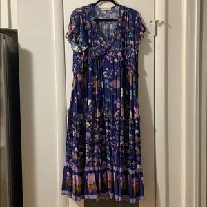 Spell & The Gypsy Collective maxi dress. Small.